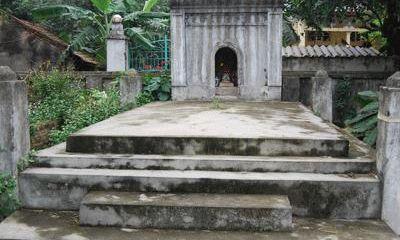"""Chuyện về những ngôi mộ """"thiên táng"""" và sự thịnh suy của nhiều dòng họ Khoa bảng"""