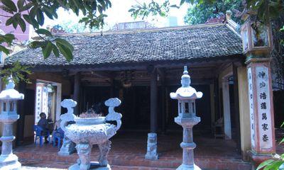 Huyền tích ở ngôi miếu thiêng xoay hướng lấy 6 mạng người