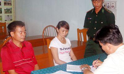 Giải cứu 2 bé gái sắp bị bán sang Trung Quốc