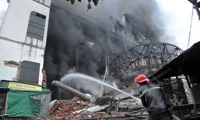 Cháy TTTM: Xôn xao BQL đánh bạc, đốt cháy chợ bằng tàn thuốc