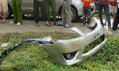 Tìm thấy nạn nhân đầu tiên vụ 5 người bị lũ cuốn ở Nghệ An