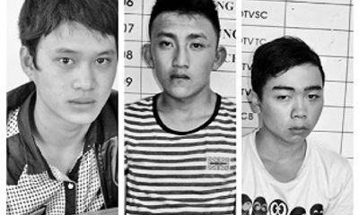Truy bắt 3 đối tượng giết người vì mâu thuẫn trong quán nhậu
