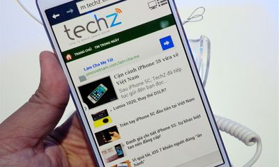 Samsung Galaxy Note 3, Gear chính thức ra mắt Việt Nam