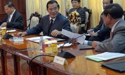 Quốc hội Campuchia họp phiên đầu, phe đối lập tẩy chay