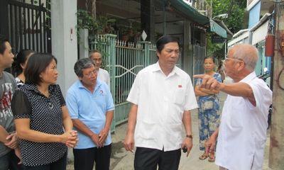 Trưởng ban Nội chính Nguyễn Bá Thanh 'vi hành' đột xuất