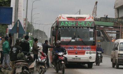 Xe khách vi phạm đủ luật vẫn nhởn nhơ hoạt động