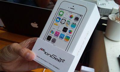 iPhone 5S khan hàng chỉ là một chiêu trò để đẩy giá?