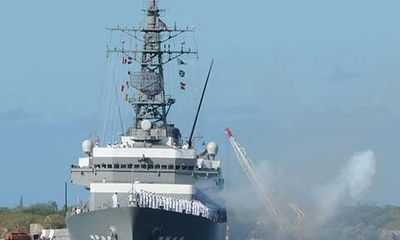 Hải quân Nhật Bản tìm lại hào quang lịch sử