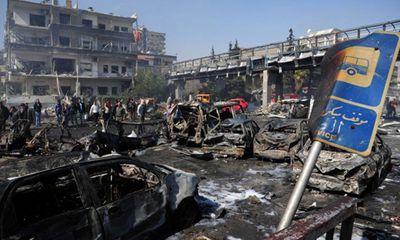 Đánh bom xe ở Syria làm chết hàng chục người