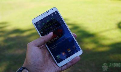 Video thả rơi Samsung Galaxy Note 3: Máy khá bền!