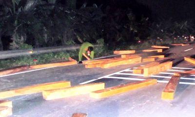 Lãnh án vì chở gỗ lậu còn chống người thi hành công vụ