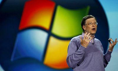 Các nhà đầu tư Microsoft