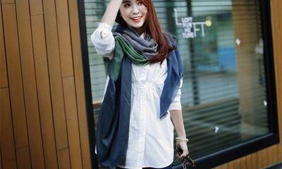 Những chiếc áo hè có thể tận dụng cho thời trang Thu/Đông
