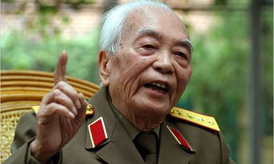 Đại tướng Võ Nguyên Giáp - Nhà quân sự kiệt xuất mọi thời đại