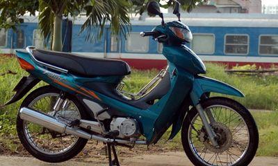 Honda Future I - xe 'nồi đồng cối đá'