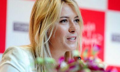 Sharapova chia tay mùa giải 2013 vì chấn thương vai