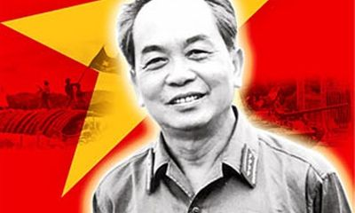 Showbiz Việt tiếc thương Đại tướng Võ Nguyên Giáp qua đời