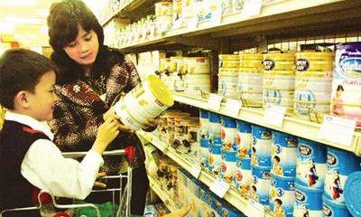 Phát hiện sữa dinh dưỡng cho trẻ nhỏ có hàm lượng nhôm vượt chuẩn