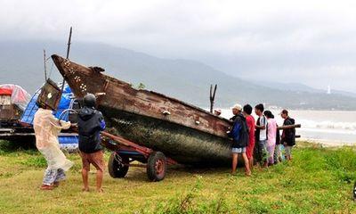 Sơ tán hơn 155.000 dân tránh bão số 11