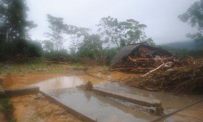 Video: Toàn cảnh mưa lũ tại Hà Tĩnh