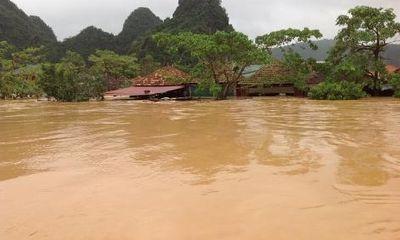 Quảng Bình : Thiệt hại nặng nề sau lũ