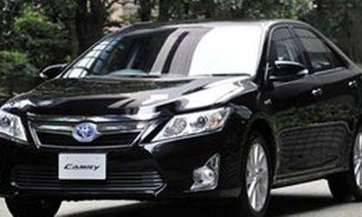 Toyota thu hồi 885.000 ô tô vì lỗi điều hoà không khí