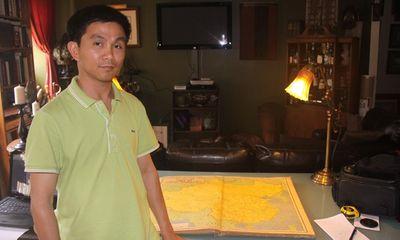 Bộ sưu tập bản đồ về Hoàng Sa, Trường Sa