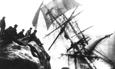 Hình ảnh ma quái về những vụ đắm tàu