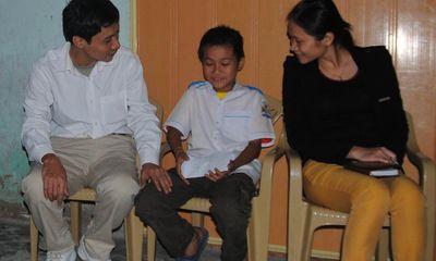 Doanh nhân Nguyễn Thị Liễu hướng về người dân vùng lũ và các em nhỏ khó khăn