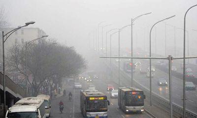 Trung Quốc: Thành phố 11 triệu dân đóng cửa vì ô nhiễm không khí