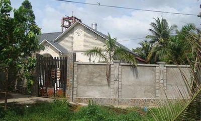 Vĩnh Long: Nhà sư ở biệt thự chục tỷ để chùa hoang vắng