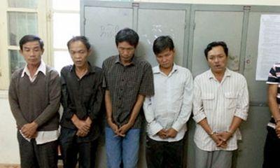 Nhóm trộm cắp trong lễ tang Đại tướng Võ Nguyên Giáp sa lưới