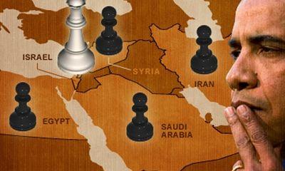 Mỹ đang từ bỏ vai trò lãnh đạo ở Trung Đông?