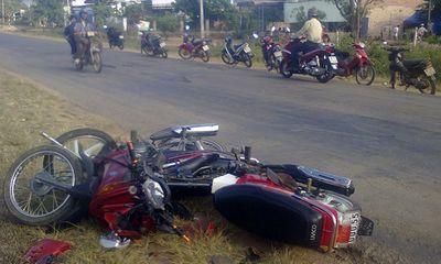 Học sinh chạy xe máy gây tai nạn, bé gái 3 tháng tuổi tử vong