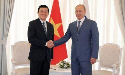Tổng thống Nga thăm Việt Nam cấp Nhà nước