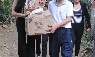 Báo ĐS&PL kêu gọi hơn 1 tỷ đồng ủng hộ đồng bào lũ lụt