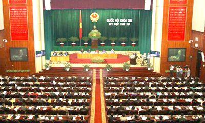 Quốc hội bắt đầu chất vấn các bộ trưởng