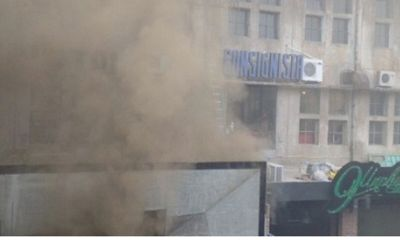 Lãnh đạo quận Hai Bà Trưng nói gì về vụ cháy khu ăn chơi Zone 9?