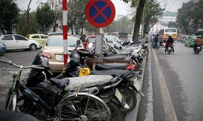 Hà Nội dự kiến tăng phí trông giữ xe, phí vệ sinh