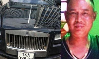 """Dàn siêu xe hầm hố của """"trùm"""" giang hồ Việt"""