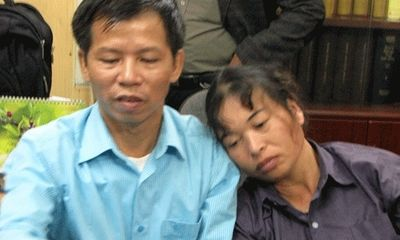 Ông Chấn được tạm tha, gia đình luôn sống trong lo sợ