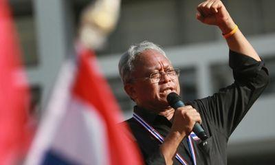 Phe biểu tình Thái Lan quyết lật đổ Thủ tướng Yingluck