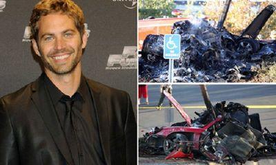 Diễn viên Paul Walker và chiếc Porsche nghiệt ngã