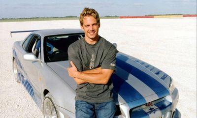 Chiêm ngưỡng bộ sưu tập xe hơi dang dở của Paul Walker