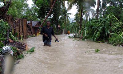 10 quốc gia khốn khổ nhất bởi biến đổi khí hậu