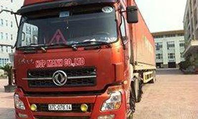 Bắt giữ vụ vận chuyển 40m3 gỗ lậu