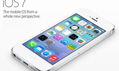 Những lỗi ngớ ngẩn trên iOS 7