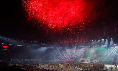 Clip: Những hình ảnh ấn tượng nhất tại Lễ khai mạc SEA Games 27