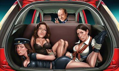 Cựu thủ tướng Italia được mời đóng phim... sex