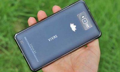 Vivas Lotus S1 - Smartphone thuần Việt đầu tiên